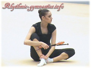Kanaeva training