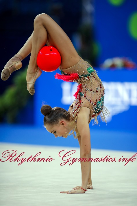 35th FIG Rhythmic Gymnastics World Championships in Pesaro, 30.08.2017
