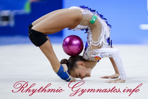 35th FIG Rhythmic Gymnastics World Championships in Pesaro, 28.08.2017