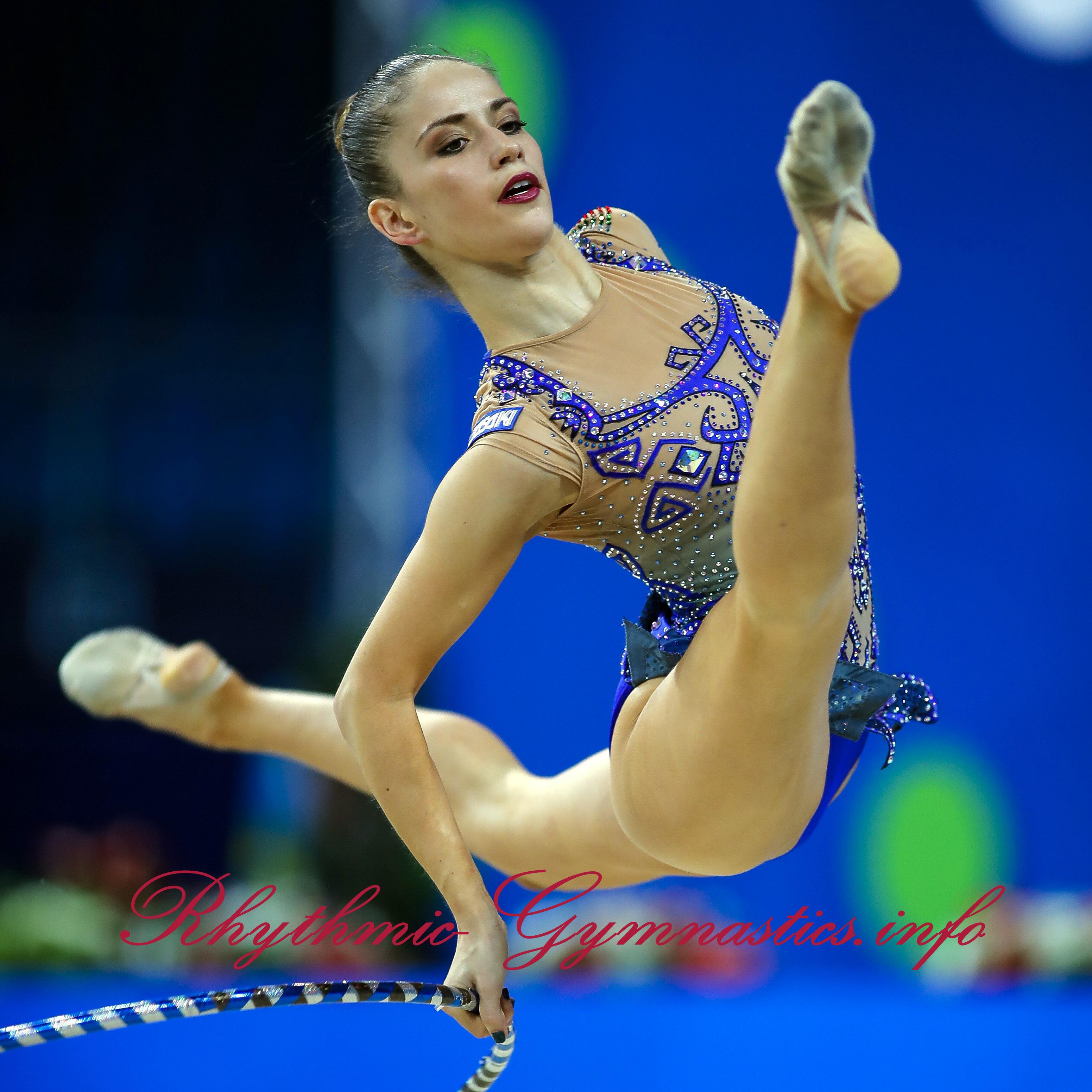 35th FIG Rhythmic Gymnastics World Championships in Pesaro, 30.08.2017