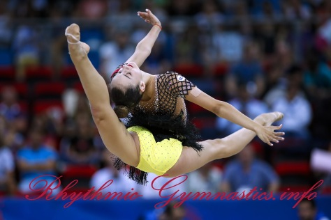 35th FIG Rhythmic Gymnastics World Championships in Pesaro, 01.09.2017