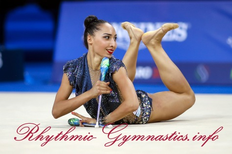35th FIG Rhythmic Gymnastics World Championships in Pesaro, 31.08.2017