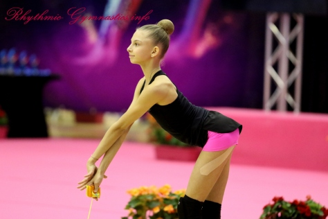 Grand Prix Marbella Official Trainings: Team Russia | Rhythmic