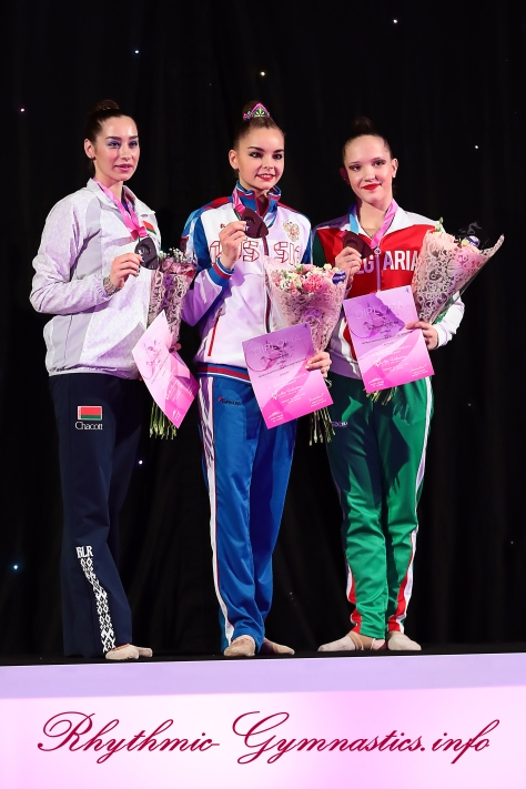 PODIUM MISS VALENTINE 2020
